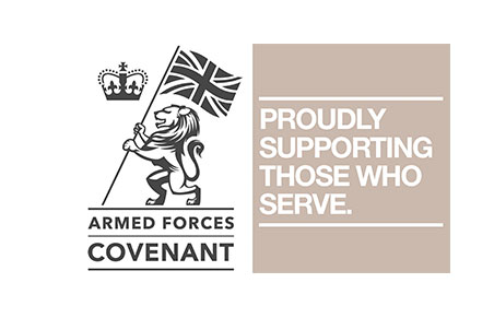 Proudly support those who serve